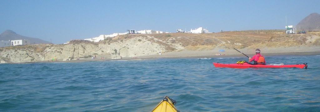 Cabo de Gata en kayak 375
