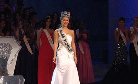 LIVE update: Miss World 2010