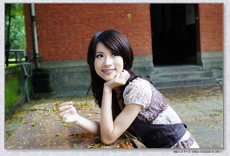 小公主拍藥妝公主 (FA31 on NEX3)