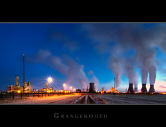 Grangemouth (Kit Downey) Tags: morning winter light industry sunrise canon eos rebel scotland early industrial diesel smoke gas tokina explore pollution oil kit petrol feb emissions refinery hdr chemical grangemouth downey petrochemical photomatix explored xti 400d 1116mm