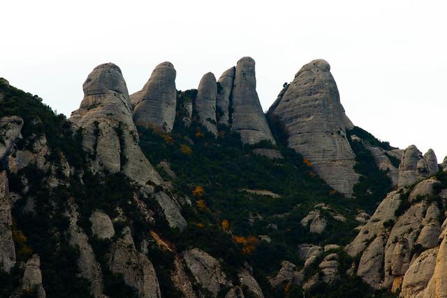 fotografiando Barcelona: Montserrat