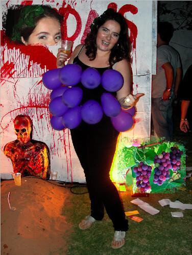 Liz Aguiar - Halloween do Varanda's 06/11/10