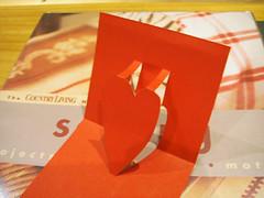 Cartão pop-up