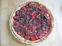 Making Strawberry- Red Wine and Balsamic Cream Tart-10.jpg
