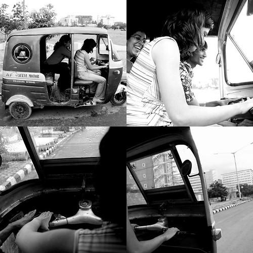 Rickshaw Riding 101