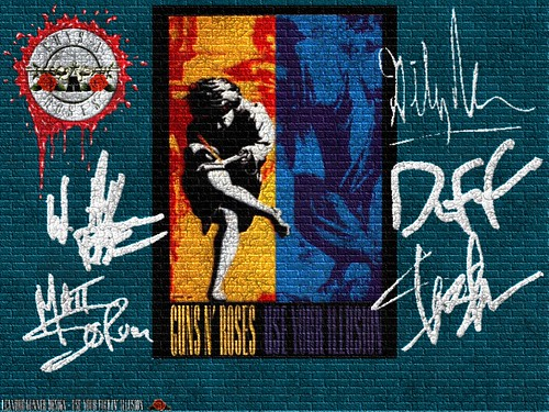 wallpaper guns and roses. Guns N#39; Roses - Wallpaper II