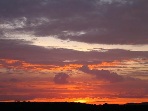 Summer Sunset  (Explored)