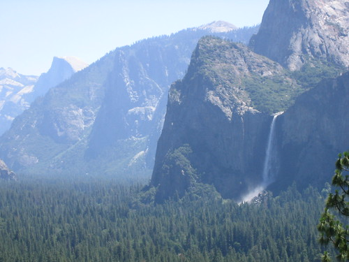 Yosemite Valley, June 2005