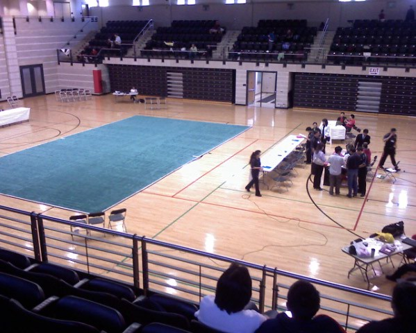 2007 US Wushu Team Trials - Saturday 8am