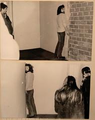 documenta 12 | Jirí Kovanda / Aktionen | 1976/1977 | Fridericianum 2. floor