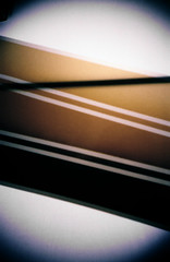 897717950_d4403a9732 (shoegazer) Tags: light brown white abstract black blur lines lomo lca xpro shadows minimal sensia100