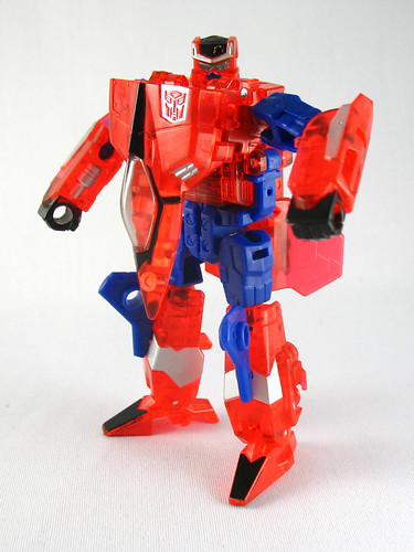 Transformers Collectors Club Breakaway