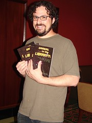 ALA Editions author and gaming hero Eli Neiburger