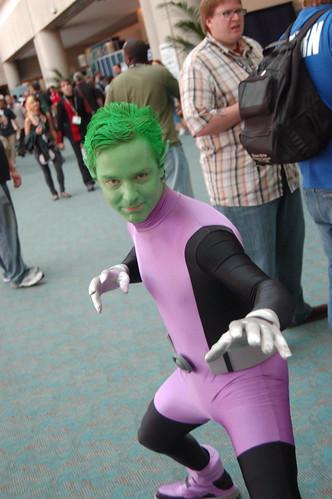 Comic Con 2007: Beast Boy
