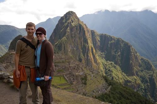 Mandatory Machu Picchu Photo