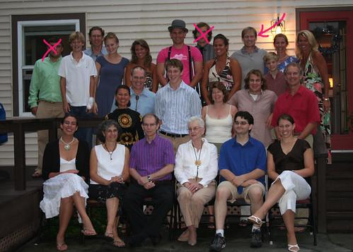 2006 Brakeley Family BEFORE