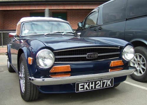 TR6 - FRONT