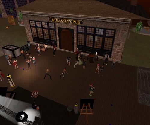 Maximillion Kleene live @ Molaskey Pub