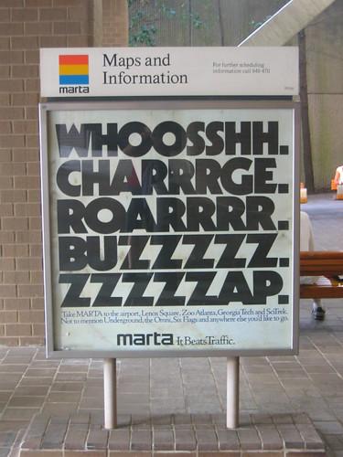 marta advertising