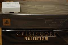 CRISIS CORE FINAL FANTASY VII (FINAL FANTASY VII 10th ANNIVERSARY LIMITED) BOX