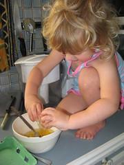 cracking cooking