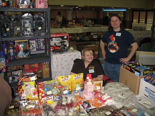 Toy Show - Mister and Missus Jack of All Geeks