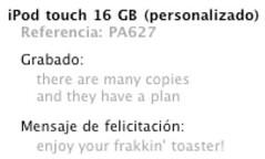 Mi iPod Touch