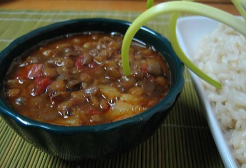 Supe me koke peshku dhe zarzavate