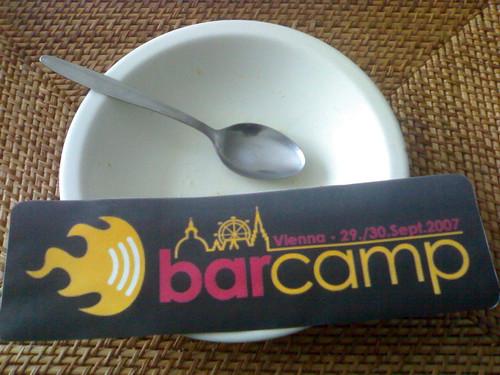 Woran ich nach dem Frühstück denke - BarCamp Vienna 2007