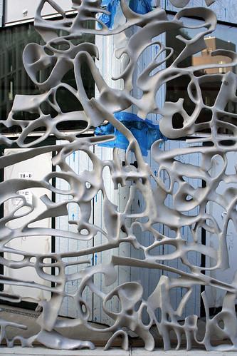 Graffiti gates