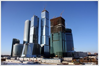 Москва-Сити | Moscow City