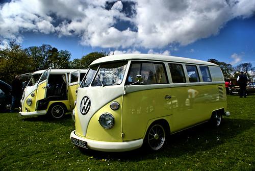 VW Split Screen Buses
