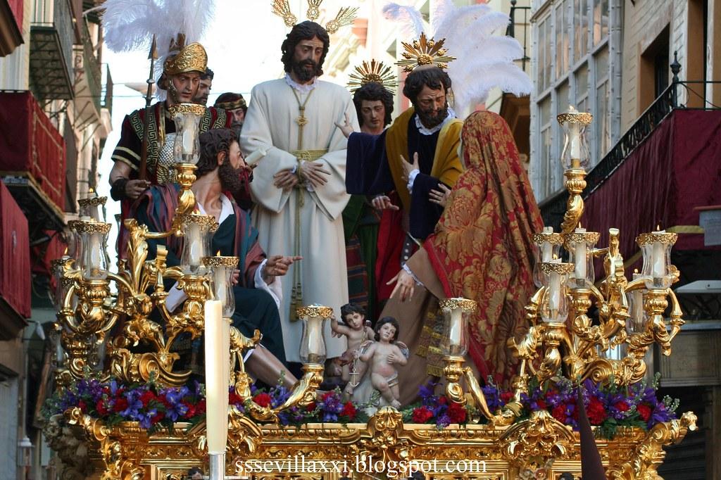 Nuestro Padre Jesús de la Paz, Miércoles Santo 2010