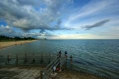 350E1243 (Zoemies...) Tags: beach balikpapan malawai zoemies