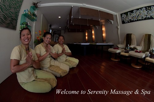 Serentiy Massage & Spa