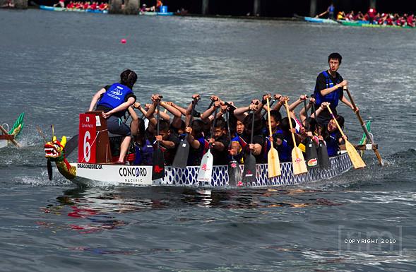 2010 Rio Tinto Alcan Dragon Boat Festival