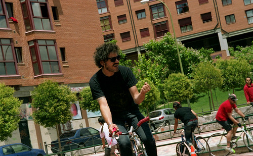 Bike polo Mandril city