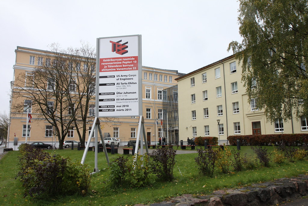 USACE, EUCOM partner to renovate special needs facility in Estonia