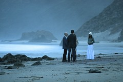the wedding (Andy Kennelly) Tags: wedding beach night dark big rocks long exposure sur pfeiffer