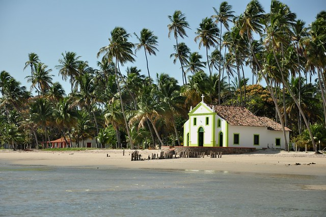 Praia dos Carneiros - PE