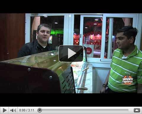 Profesionales del Sudor - Capítulo 2: Shawarmans