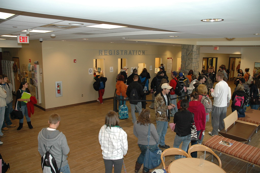 Registration for Spring 2011