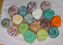 Peaches & Cream Yarn