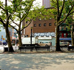 kez (yayforYAY) Tags: city nyc newyorkcity graffiti bombing kez