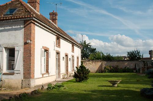 Jonvilliers Cottage Exterior