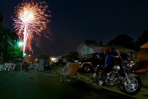 Kernersville Fireworks