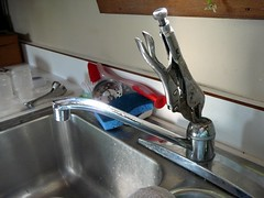 vice grip sink