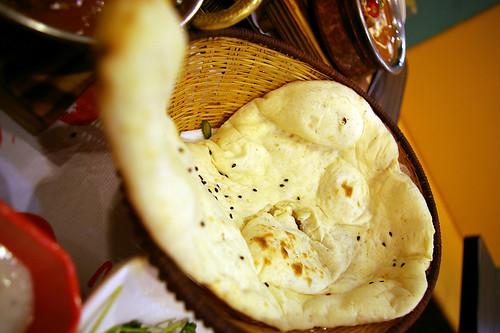 香料達人 - 印度烤餅