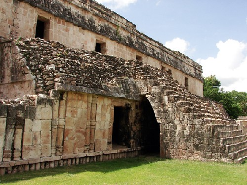 Kabah, Yucatan, Mexico - Image of Structure 2C2