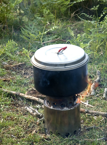 Bushbudddy Ultralight Stove